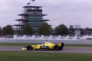 JordanF1, 2001 USGP