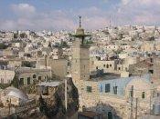 Rooftops of Hebron