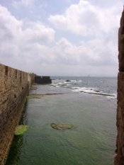 Sea Wall of Akka